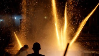 Van 39 heridos explosión fuegos artificiales Cuba