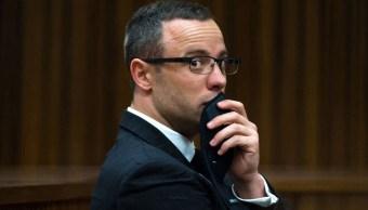 Hieren a Oscar Pistorius durante pelea