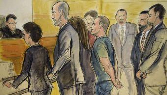 Presencia del Chapo ante la Corte en Estados Unidos