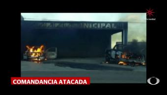 Imparable la violencia en Chihuahua queman comandancia