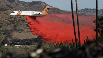 confirman muerte graves incendios california