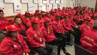 AICM inicia el programa Apoyo al Pasajero Invierno 2017