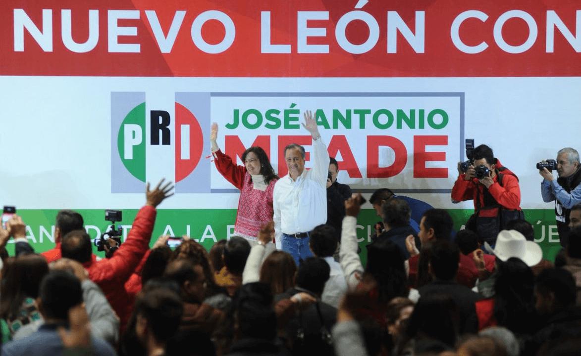 José Antonio Meade se reúne con militancia priista en Nuevo León
