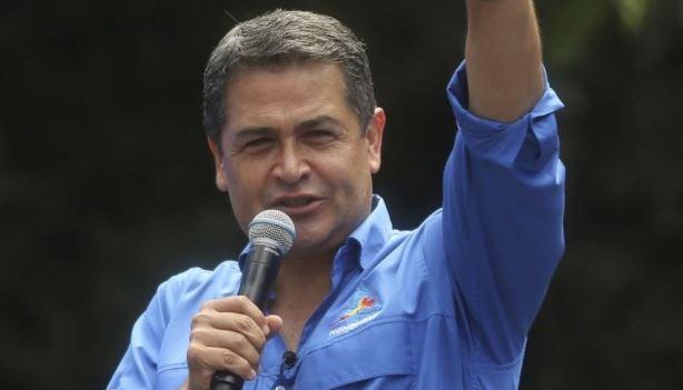 tribunal electoral honduras orlando juan hernandez