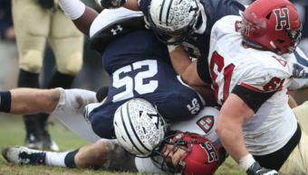 Jugar futbol americano podría ocasionar severos daños cerebrales