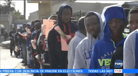 Esclavitud Moderna Libia Subasta Seres Humanos