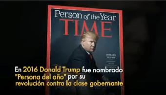 Revista Time Reveló Persona Año 2017'