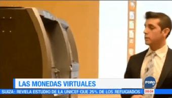 Monedas Virtuales Ximena Cervantes Entrevista