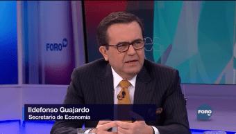 Los Alebrijes entrevistan a Ildefonso Guajardo secretario de Economía