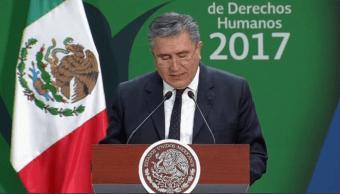 Derecho y justicia no son negociables advierte CNDH