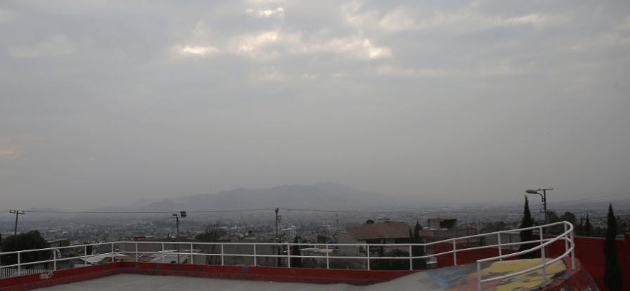 Municipio de Coacalco, Edomex, presenta mala calidad del aire. (Archivo/AP)