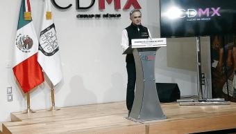 Reconstrucción en CDMX sufre retraso por temporada, dice Mancera