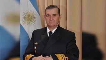 Gobierno argentino destituye al jefe de la Armada tras caso submarino
