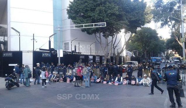 Se espera otro día de marchas en la Ciudad de México