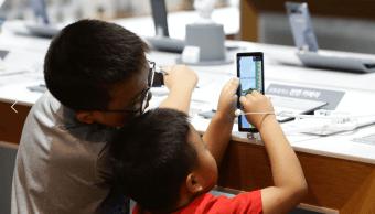 Más del 90% de niños entre 6 y 12 años tienen acceso a tabletas o smartphones