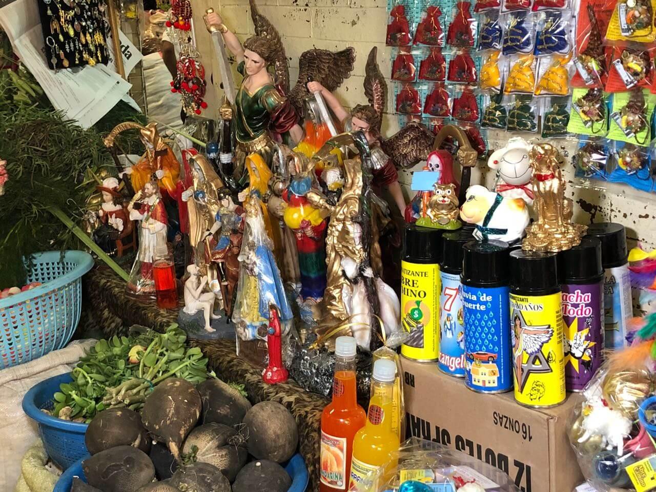 mercado sonora lugar amuletos y rituales ano nuevo