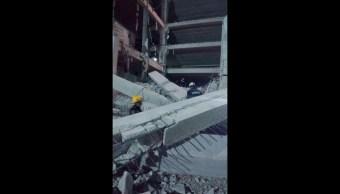 Encuentran quinto cuerpo en derrumbe de construcción en Mérida