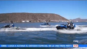 México Sobre Ruedas Mar Cortés Equipo