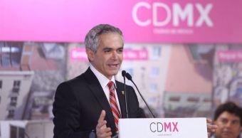 PRD elegirá al candidato a jefe de Gobierno de CDMX, asegura Mancera