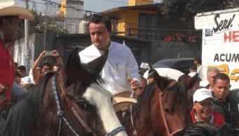 Mikel Arriola visita las delegaciones Xochimilco y Tláhuac