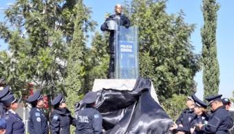 policia federal celebra 10 anos agrupamiento femenil division fuerzas federales