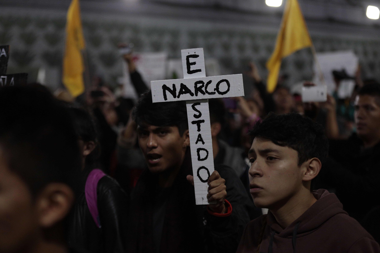 narcoestado violencia narco mexico