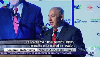 Netanyahu Llama Onu Benjamin La Casa De Las Mentiras