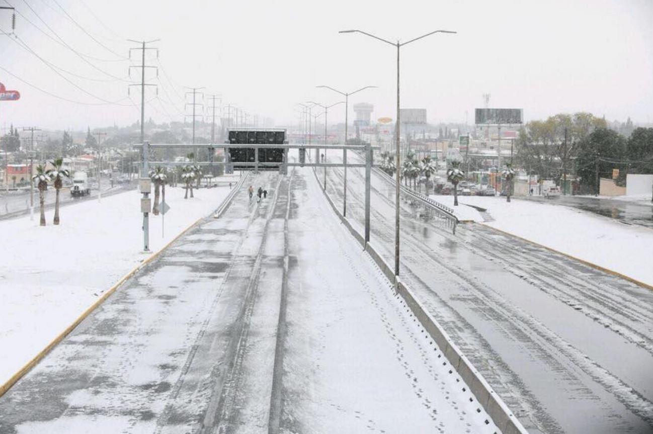 Anuncia SMN nuevo frente frió, causará bajas temperaturas en el país