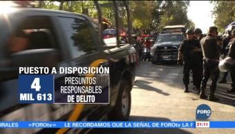 No patrullarán Fuerzas Armadas la Ciudad de México: Garrido