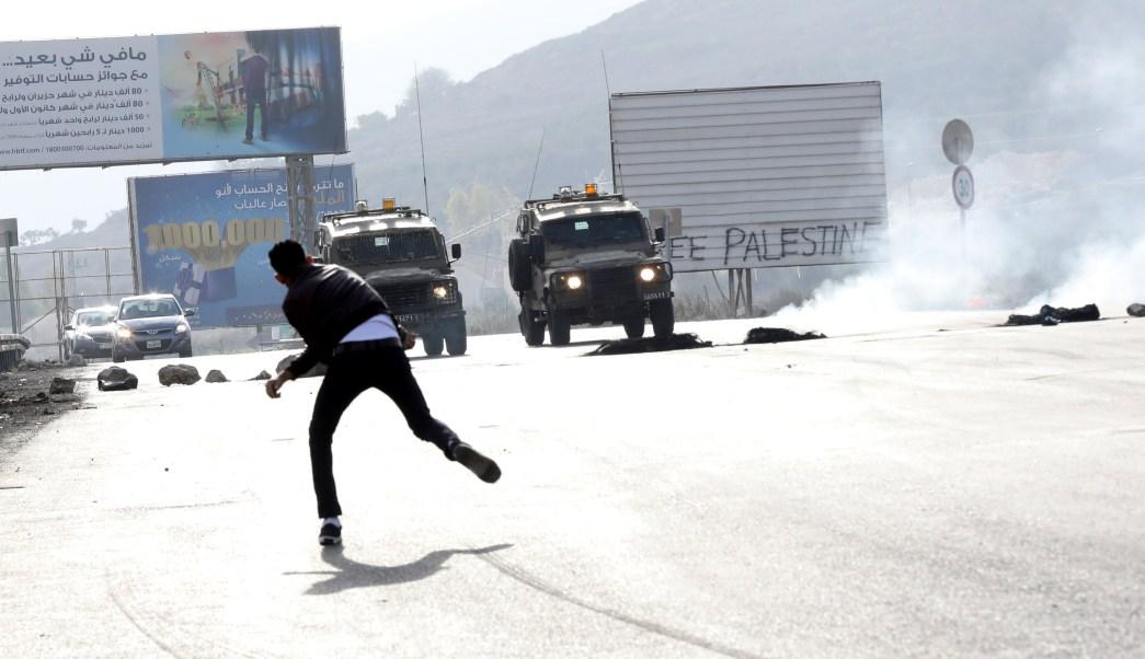Nuevas protestas palestinas contra decisión de Trump sobre Jerusalén dejan heridos
