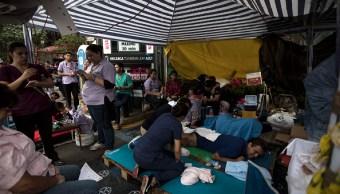 Sube 54.3% el número de voluntarios mexicanos