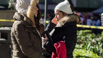 Oaxaca registra bajas temperaturas por el paso del frente frío 13