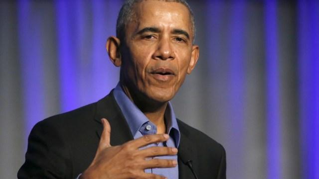 Obama pide estadounidenses no seguir camino Alemania nazi