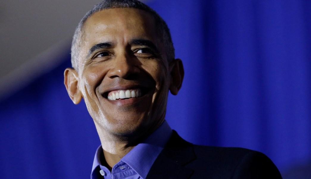 Obama vence a Trump como el hombre más admirado