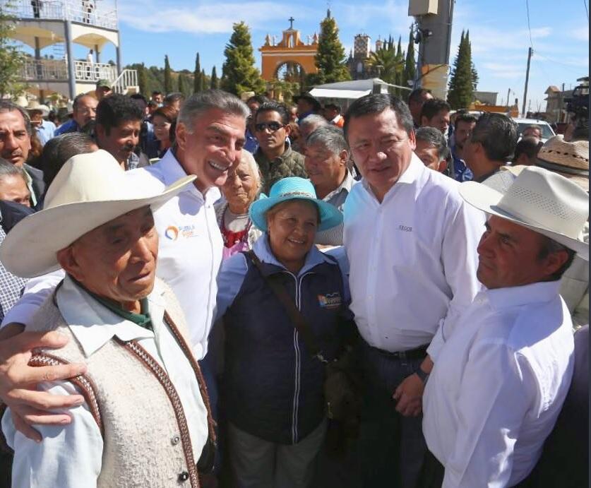 Osorio estaba mejor que Meade, dice López Obrador