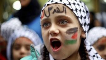 Trump destruye proceso de paz en Medio Oriente, dice Abbas