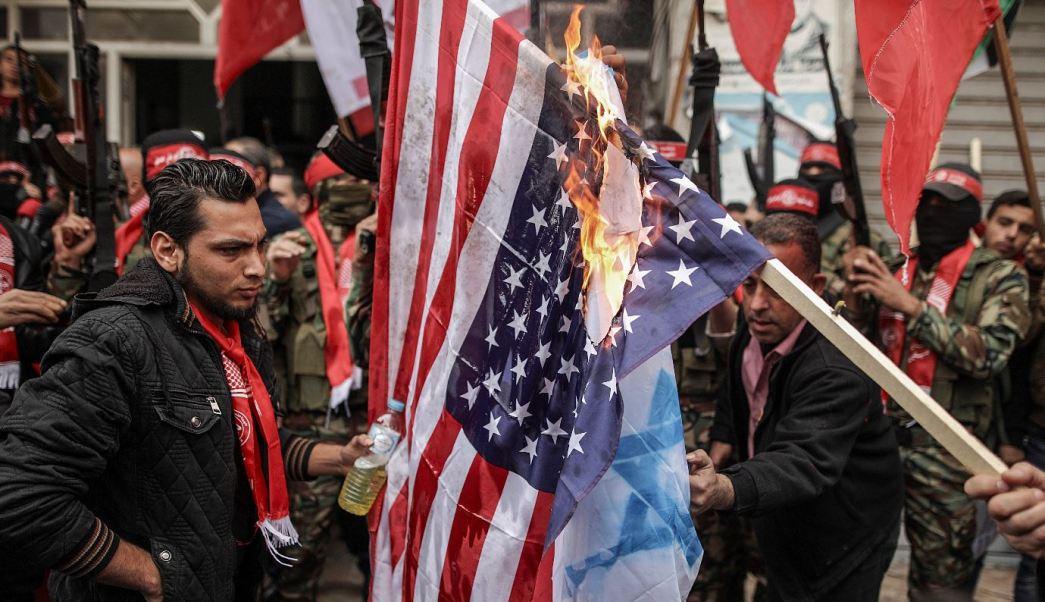 Pentágono, 'listo' para atajar amenazas por decisión de Donald Trump sobre Jerusalén
