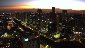 Amanece la Ciudad de México con 9 grados; prevén ambiente templado