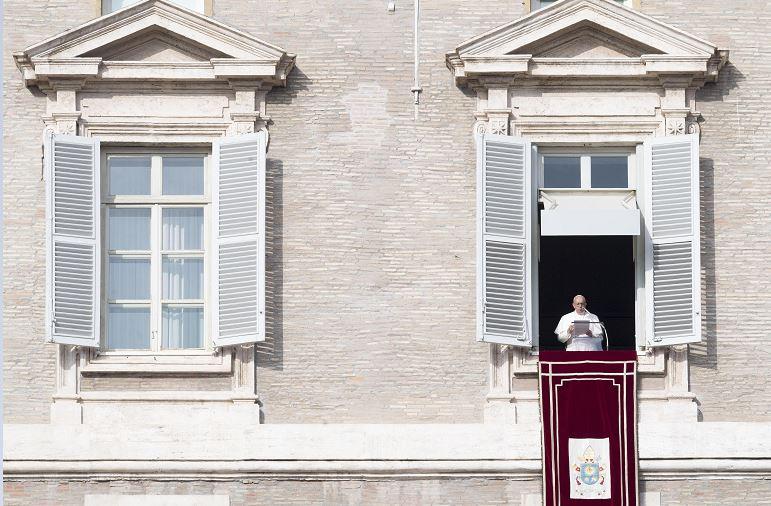 Papa Francisco aboga por una solución pacífica en Honduras