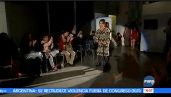 Pasarela Moda Incluyente Cdmx Ciudad De México