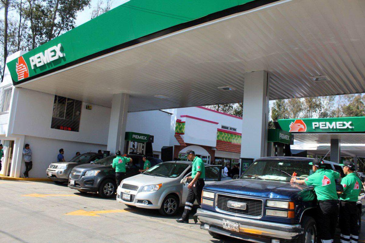 Pemex abre primera gasolinera bajo su nuevo modelo de franquicia