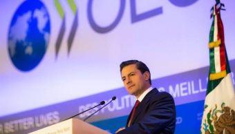 Peña Nieto: Batalla contra cambio climático sólo se ganará juntos