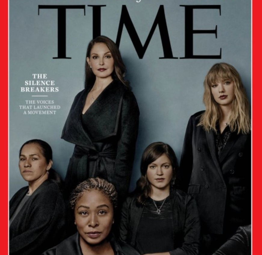 The Silence Breakers, personajes del año de la revista Time
