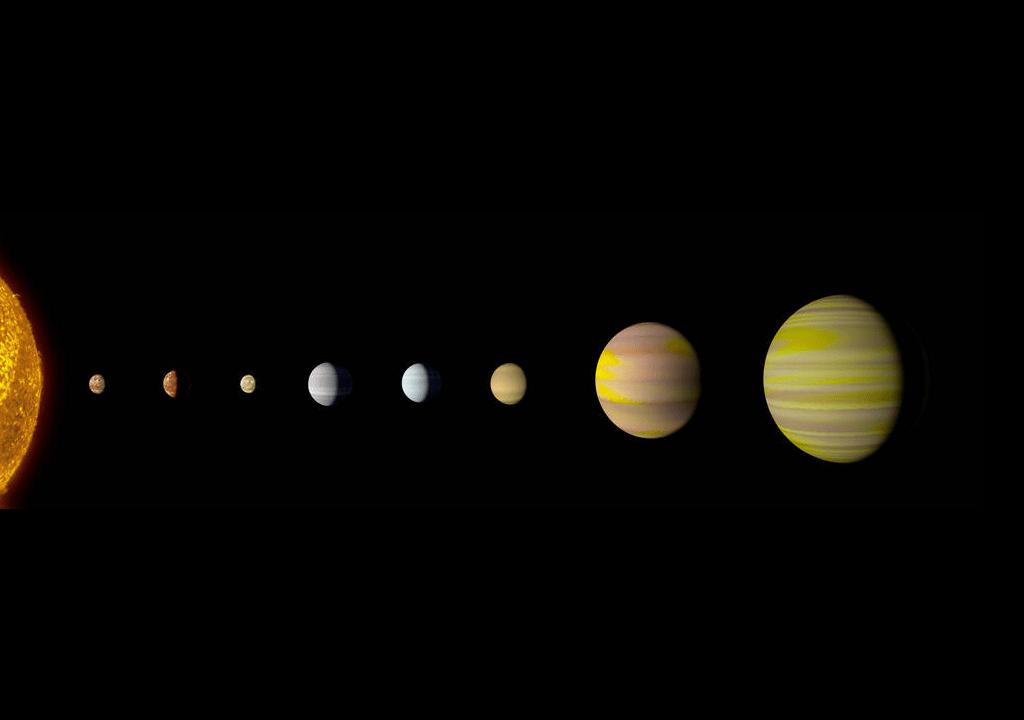 Anuncian hallazgo del Kepler-90, un nuevo sistema solar
