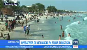 Playas Mexicanas Preparadas Celebrar Llegada 2018