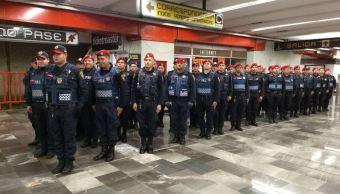 Refuerzan seguridad en red del Metro CDMX para evitar ambulantaje y delitos