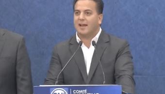 Coalición 'Por México al Frente' aprueba método para seleccionar candidato