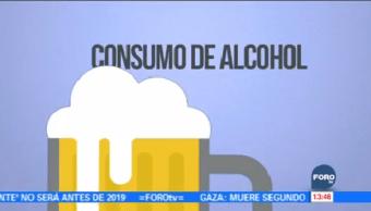Problemas Consumo Alcohol Temporada Decembrina