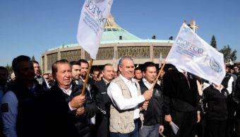 Profeco verifica comercios en Basílica de Guadalupe para evitar abusos a peregrinos