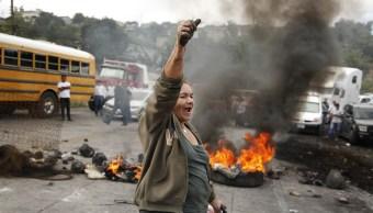 Se cumplen casi tres semanas de incertidumbre en Honduras